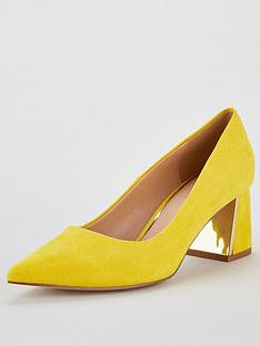 1f3c96af1ef Yellow | Shoes & boots | Women | www.very.co.uk