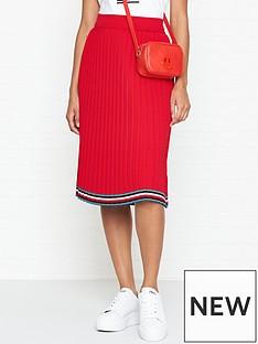 tommy-hilfiger-jessahnbsppleated-knit-midi-skirt-red