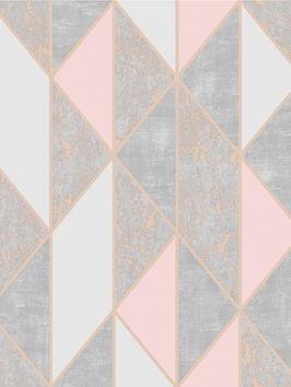 superfresco-nbspmilan-geo-wallpaper-ndash-blush