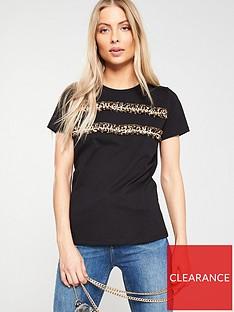 v-by-very-leopard-diamantenbspruffled-trim-t-shirt-black