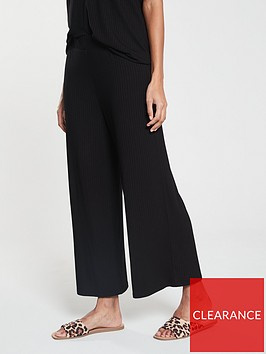 v-by-very-ribbed-co-ord-pants-black