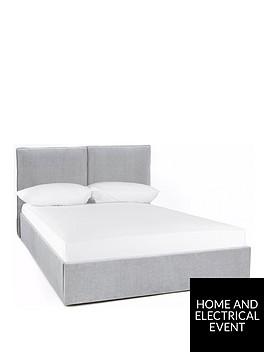 ideal-home-harper-bedframe-with-end-drawer