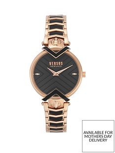 versus-versace-versus-versace-textured-black-and-rose-gold-detail-dial-two-tone-stainless-steel-bracelet-ladies-watch