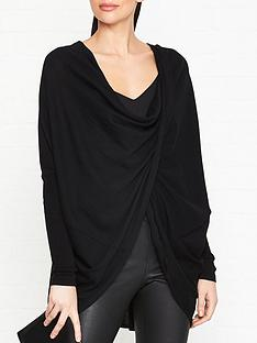 allsaints-itat-shrug-black