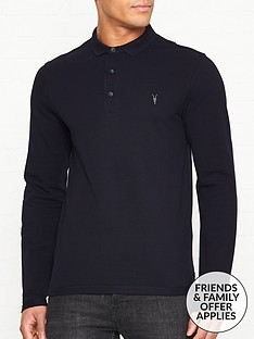 allsaints-reform-long-sleeve-polo-shirt-navy