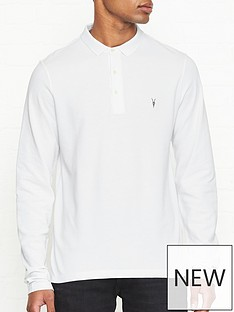 allsaints-reform-long-sleeve-polo-shirt-white