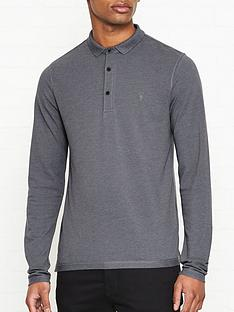 allsaints-reform-long-sleeve-polo-shirt-grey