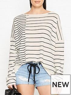 allsaints-cali-stripe-jumper--nbspwhiteblack