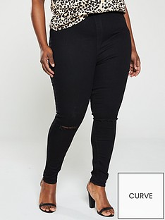 b058419230 Jeggings | V by very curve | Jeans | Women | www.very.co.uk
