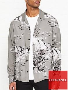 allsaints-java-floral-print-longnbspsleeve-shirt--nbspgrey
