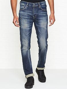 allsaints-rex-damaged-skinny-fit-jeans-light-blue