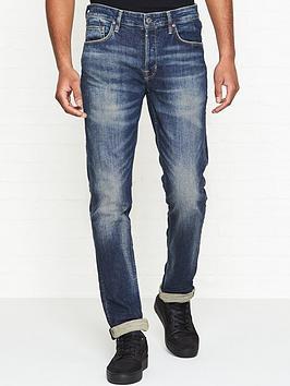 allsaints-rex-damaged-skinny-fit-jeans-light-blue