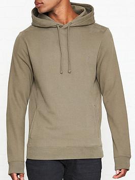 allsaints-raven-overhead-hoodie-khaki