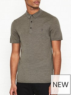 allsaints-mode-merino-knitted-polo-shirt-khaki