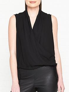 allsaints-ami-draped-sleeveless-blouse-black