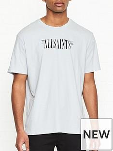 allsaints-brackets-logonbspprint-t-shirt--nbspblue-grey