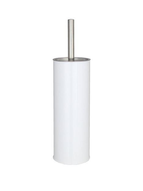 apollo-toilet-brush-holder-ndash-whitestainless-steel