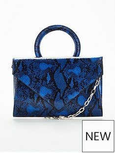 v-by-very-phoenix-round-handle-chain-strap-cross-body-bag-cobalt