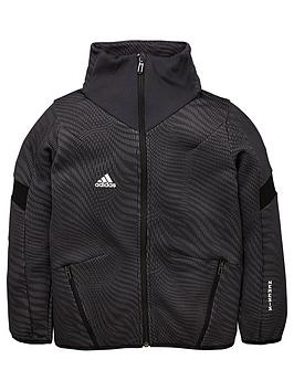adidas-youth-predator-full-zip-jacket-black