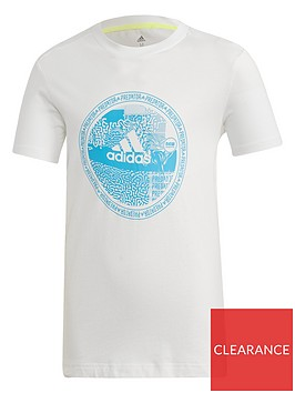 adidas-youth-predator-tee-white