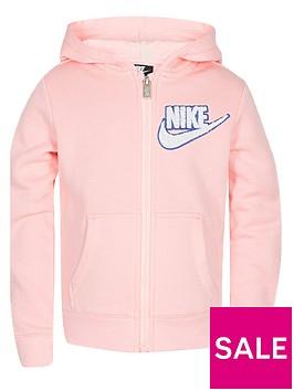 nike-girls-fleece-lurex-hoodienbsp--light-pink