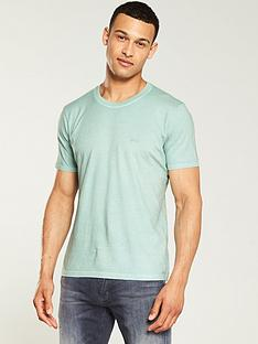 denham-crew-neck-t-shirt-harbour-grey