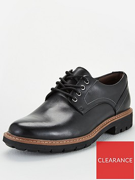 clarks-batcombe-hall-lace-up-shoe-black