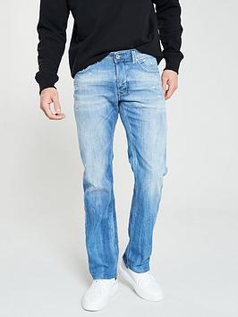 Larkee Straight Fit Jean