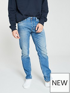 diesel-larkee-beex-tapered-fit-jean-light-wash