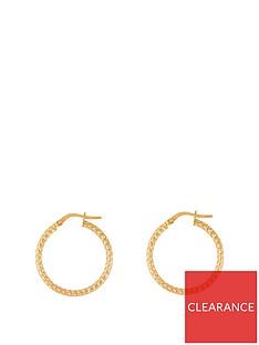 love-gold-9ct-gold-24mm-rope-effect-tube-hoop-earrings
