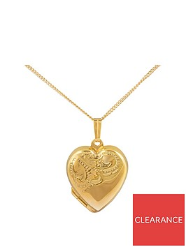 love-gold-9ct-rolled-gold-heart-locket-pendant