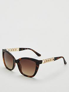 guess-cateye-sunglasses-black