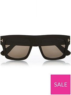tom-ford-faustonbspflat-top-sunglasses-black