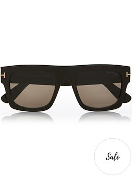 tom-ford-faustonbspflat-top-sunglasses-black