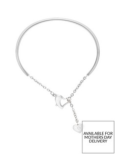 buckley-london-silver-plated-bangle-with-heart-chain-fastening-with-free-gift-bag