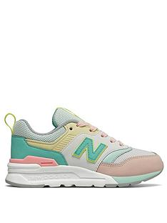 new-balance-997-childrens-trainers-whitegreen