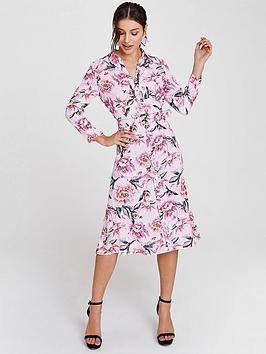 paper-dolls-printed-midi-shirt-dress-blush