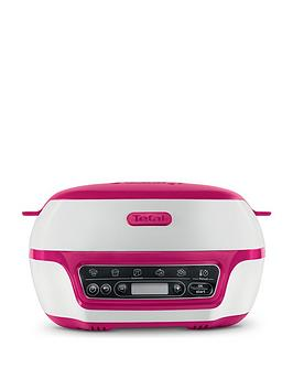 Tefal KD801840 Cake Factory - Pink / White