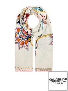 accessorize-nomad-embroidered-stitch-stole-scarf-ndash-multi