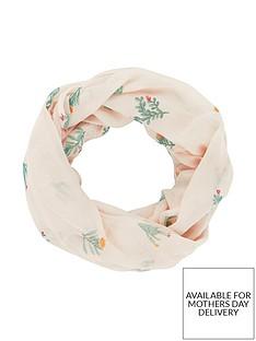 accessorize-cactus-print-snood-scarf-multi