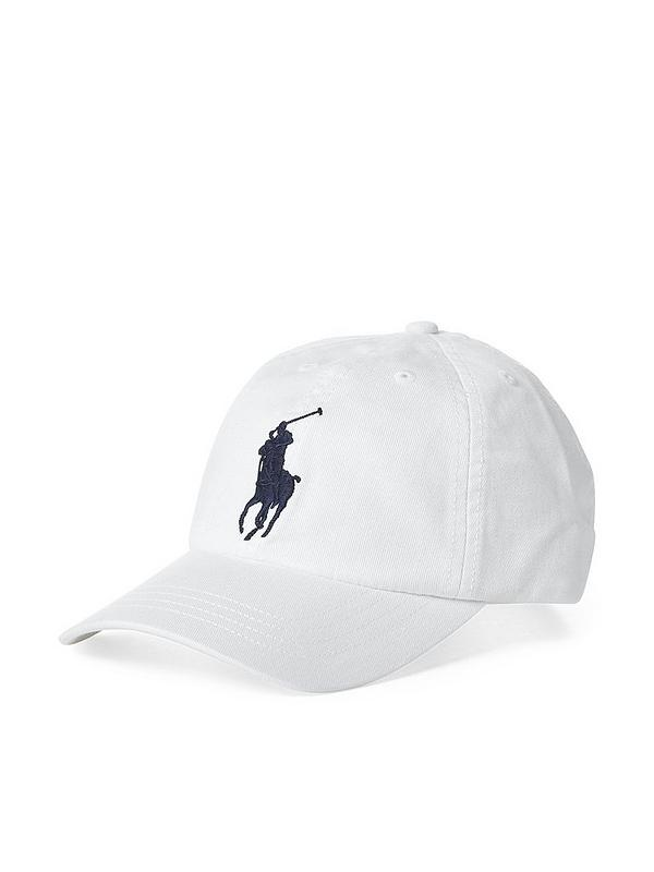 ae43782d Ralph Lauren Boys Big Pony Cap | very.co.uk