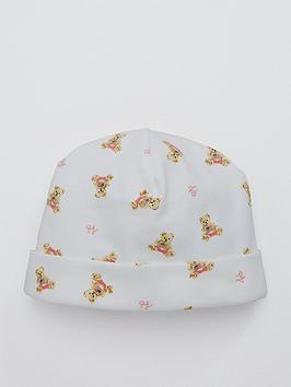 ralph-lauren-baby-girls-bear-print-hat