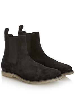 allsaints-mens-reiner-suede-chelsea-bootsnbsp--black