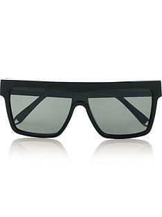 victoria-beckham-flat-top-visor-acetate-sunglasses--nbspblack