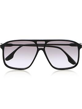 victoria-beckham-three-lens-navigator-sunglasses-black
