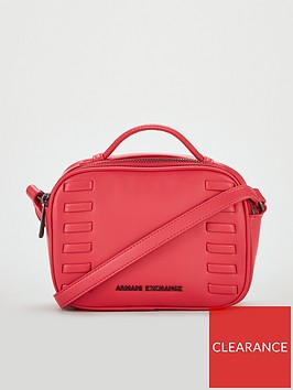 armani-exchange-lace-up-cross-body-bag-pink
