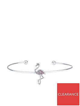 ted-baker-ted-baker-silverpink-multi-flynnie-ombr-flamingo-ultra-fine-cuff