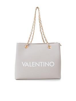 valentino-by-mario-valentino-mashanbsptote-bag--nbspgreywhite