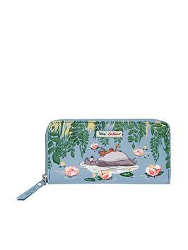cath-kidston-disney-jungle-book-continental-purse-blue