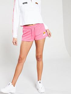 ellesse-mobo-fleece-short-pinknbsp